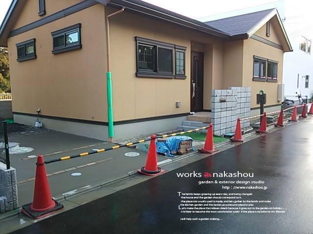 ブロック工・コンクリート打設